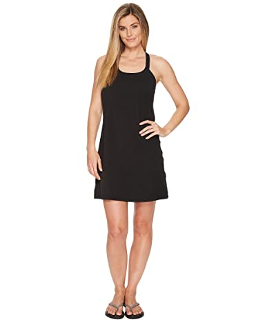 Prana Cantine Dress (Black) Women