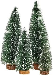 Best bottle brush tree christmas Reviews