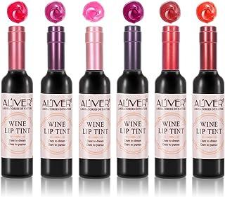Barra de Labios 6 Colores Pintalabios Lápiz Labial Mate Impermeable y de Larga Duración Maquillaje de Labios Belleza en B...