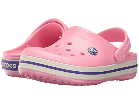 6001c98943b6 Crocs Kids Crocband Clog (Toddler Little Kid) at 6pm