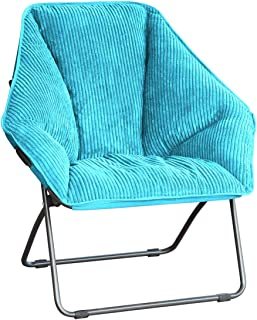 Zenithen Limited Hexagon Folding Chairs (Pack of 1, Teal)