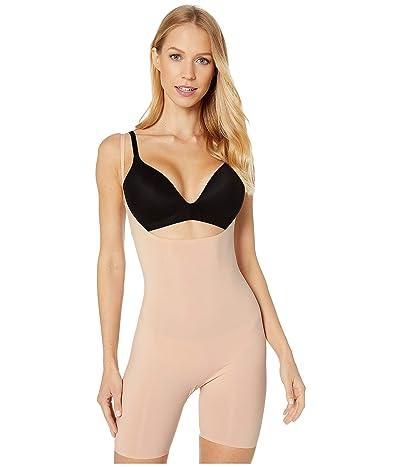 Wacoal Beyond Naked Open Bust Thigh Shaper 802330 (Sand) Women