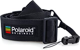 Polaroid Camera Strap Flat – svart