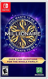 Who Wants to be a Millionaire for Nintendo Switch