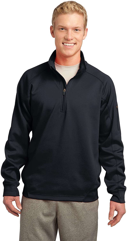 Sport Tek Tech Fleece 1/4-Zip Pullover. F247