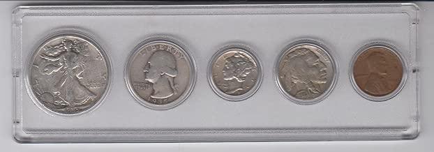 1935 coin set