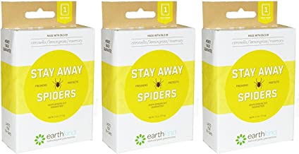 Stay Away Spiders (Pack of 3)