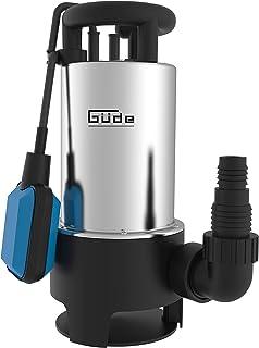 comprar comparacion Güde 94639GS 1103Pi Bomba sumergible de aguas residuales, 230 V, 1100 W, Plata/Azul/Negro