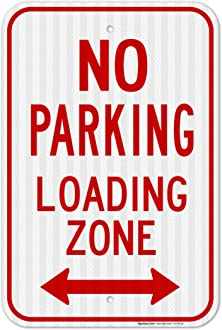 12x18 Rust Free,63 Aluminum UV Printed No Parking Sign Reserved for Expectant Mothers Parking Sign Easy to Mount Weather Resistant Long Lasting Ink Made in USA by SIGO SIGNS