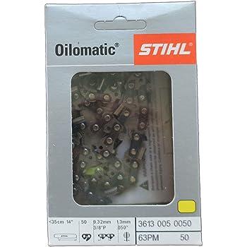 """Stihl 63 PM 16/"""" Chain 3613 005 0055"""