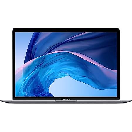 (Renewed) Apple MacBook Air (13-inch, 8GB RAM, 256GB SSD Storage) - Space Gray (2020 model)