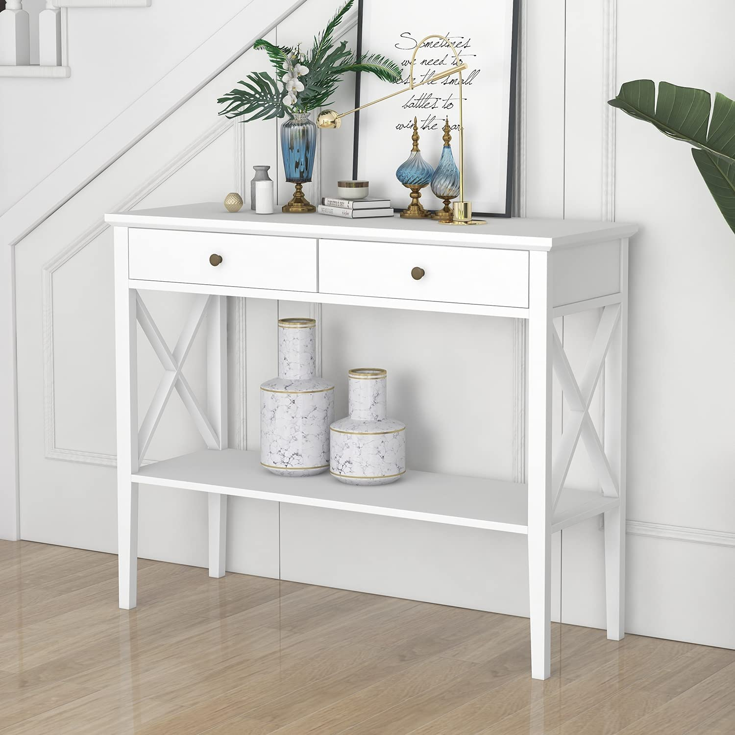 Max 200 OFF ChooChoo Oxford Console Table with Drawers 20 Sofa Narrow