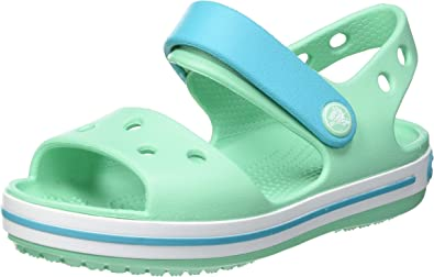 TALLA 23/24 EU. Crocs Crocband Sandal Kids, Sandalias Unisex niños