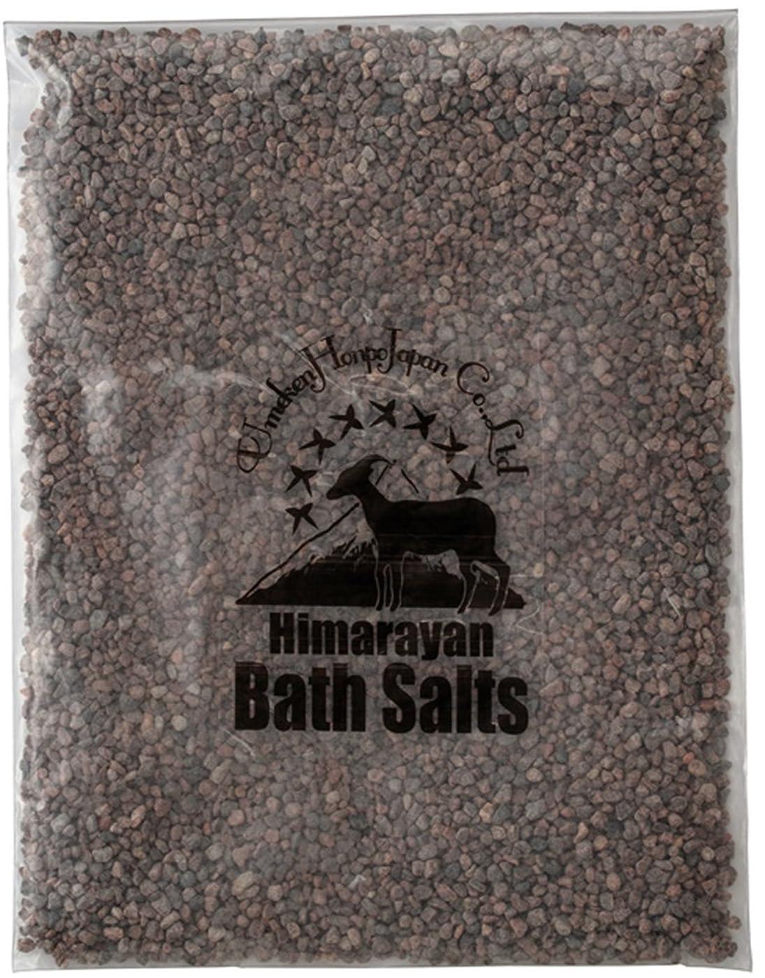 類似性思い出させる架空のヒマラヤ岩塩 バスソルト ブラック 小粒 2kg