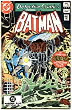 DETECTIVE COMICS #525 KILLER CROC/JASON TODD-DC NM-