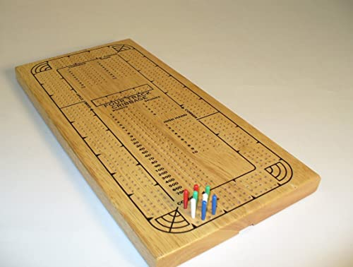4 Track Cribbage by Worldwise Imports