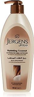 Jergens Hydrating Coconut Dry Skin Moisturizer, 400 ml