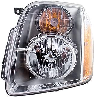 Drivers Headlight Headlamp Replacement for GMC Yukon Denali & XL Denali 20969896