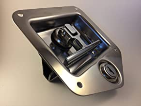 truck tool box latch kit