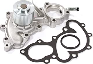 Evergreen WP2030LP Fits Toyota 4Runner Pick-Up T100 3.0L 3VZE SOHC Water Pump (1 outlet pipe)