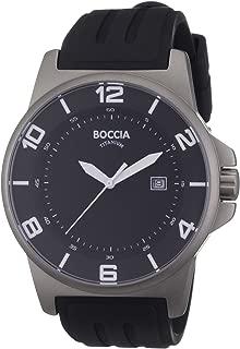 3535-01 Boccia Titanium Watch
