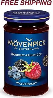 Sponsored Ad - Forest Fruits Jam - Raspberry, Blackberry, Boysenberry, Blueberry 250 g, Mövenpick / Germany