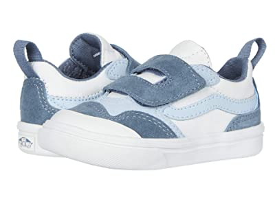 Vans Kids Autism Awareness ComfyCush New Skool (Infant/Toddler) ((Autism Awareness) Blue) Kids Shoes