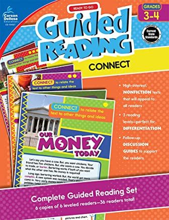 Guided Reading - Connect, Grades 3 - 4
