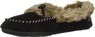 Women's Cozy Faux Fur Moc Slipper