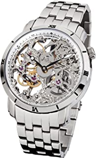 theorema rio men's skeleton watch