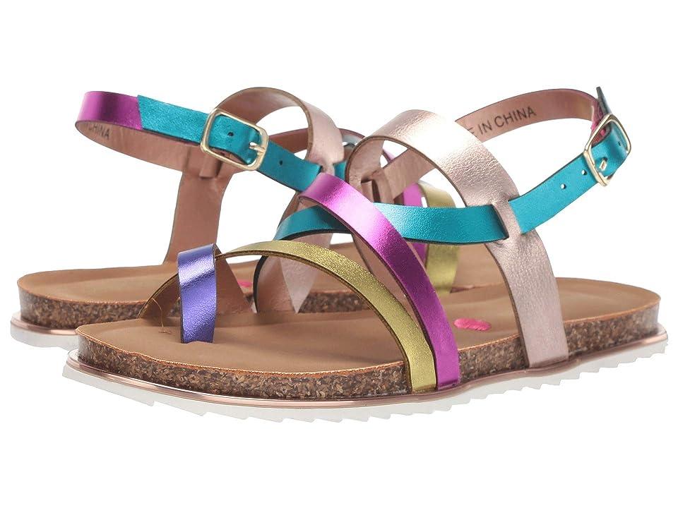 Steve Madden Kids Jstelare (Little Kid/Big Kid) (Multi) Girls Shoes