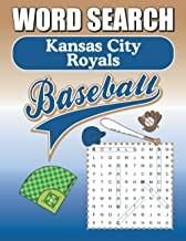 Kansas City Royals Word Search: Word Find Puzzle Book For All KC Royals Fans