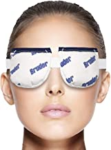 Bruder Moist Heat Eye Compress | Microwave Activated. Relieves Dry Eye