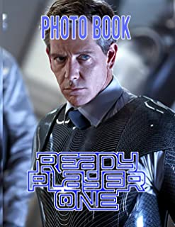Ready Player One Photo Book: Great Ready Player One Photo & Image Books For Adults And Kids! High-Quality