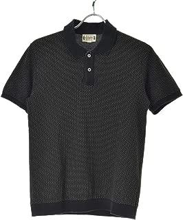 (ワコマリア) WACKO MARIA ドット柄 半袖ポロシャツ