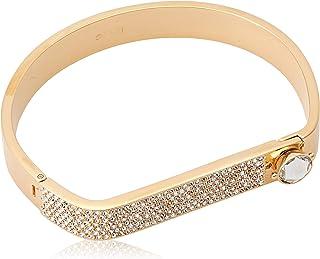 Swarovski Gold Plated Metal Hoop Earring - 5230547