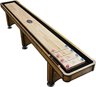 shuffleboard table components