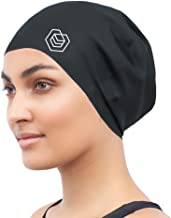 SOUL CAP – Large Swimming Cap for Long Hair - Designed for Long, Thick and Curly Hair - Adults, Kids and Children - Women & Men - Premium Silicone