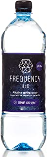 Frequency H2O Lunar Alkaline Spring Water 1 Litre