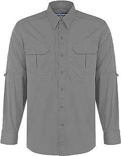 LA Police Gear Long Sleeve Lightweight Cotton/Poly Tactical Field Shirt 2.0