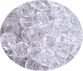 Best large clear glass beads Reviews