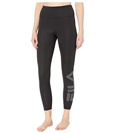 Fila Halina 7/8 Leggings (Black) Women