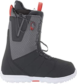 Gray/Red