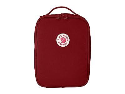 Fjallraven Kanken Mini Cooler (Ox Red) Backpack Bags