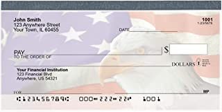 Soaring Over America Top Tear Value Priced Personal Checks (4 Boxes of Duplicates, Qty. 400)