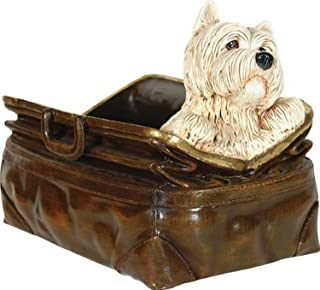 Whimsical Treasures by AFD Home 10080681 Scottie In Bag Decorative Accent