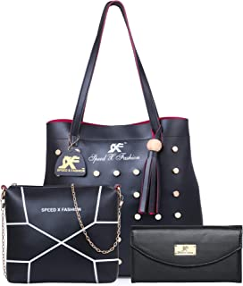 b0ec77229b Black Handbags, Purses & Clutches: Buy Black Handbags, Purses ...