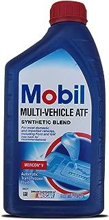 Mobil 1 112979 Multi-Vehicle Automatic Transmission Fluid - 1 Quart