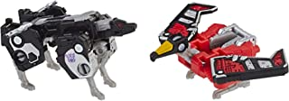 Transformers Toys Generations War for Cybertron: Siege Micromaster Wfc-S18 Soundwave Spy Patrol 2 Pack Action Figure - Adults & Kids Ages 8 & Up, 1.5