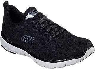 Skechers Wash-A-Wool: Flex Appeal 3.0 - Plush Joy Womens Sneaker